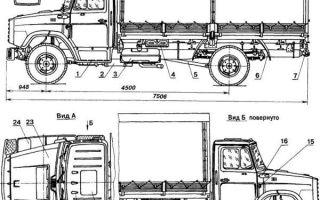 Зил 4331 и его модификации