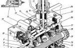 Кпп юмз-6: схема и ремонт