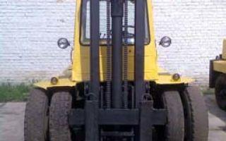 Львовский погрузчик ап-40814