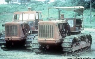 Трактор т 100