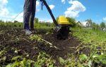 Электрический рыхлитель почвы