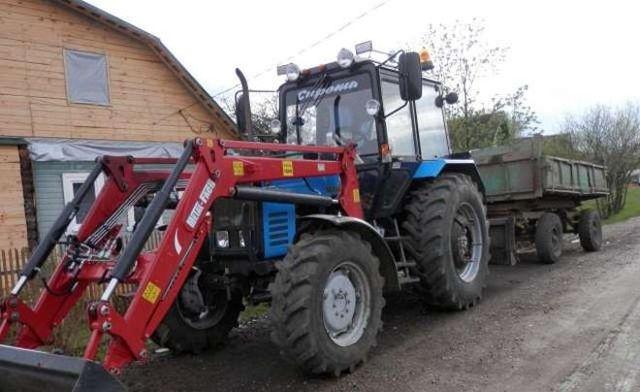 Трактор МТЗ 920 Беларус