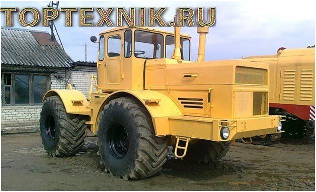 Трактор к 702 (Кировец)