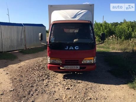 Фургон FAW 1041 (ФАВ 1041): характеристики, отзывы