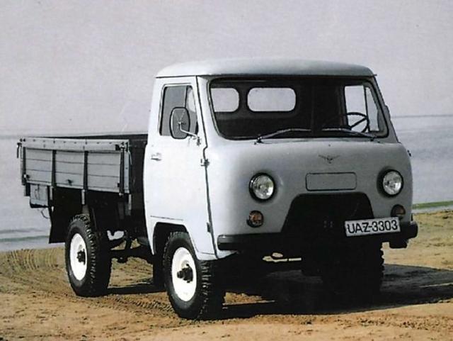 Технические характеристики бортового УАЗ-3303