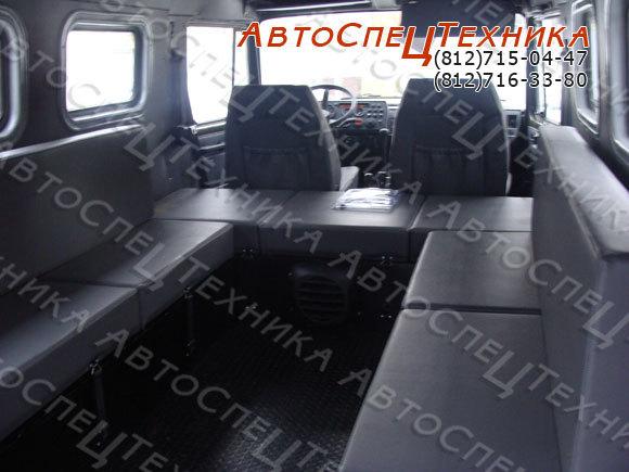 ГАЗ-330811 Вепрь