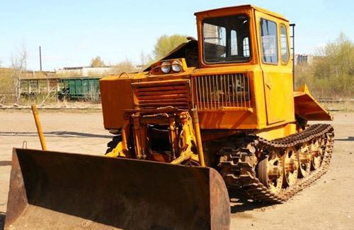 Трактор ТДТ 55
