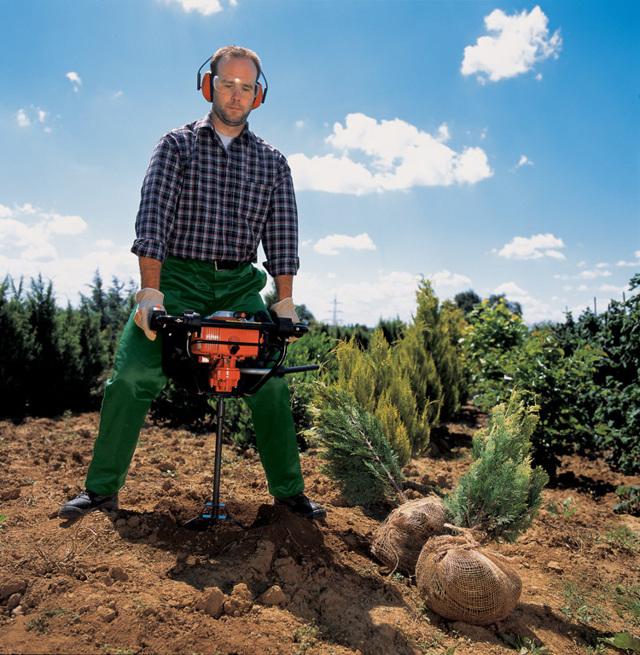 Рейтинг мотобуров для земляных работ