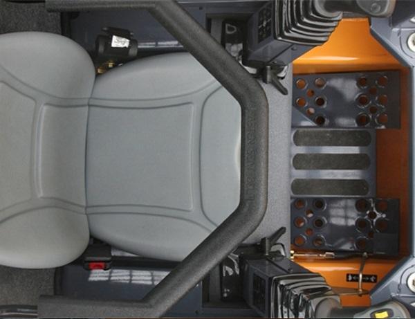 Мини-погрузчик Mustang: технические характеристики