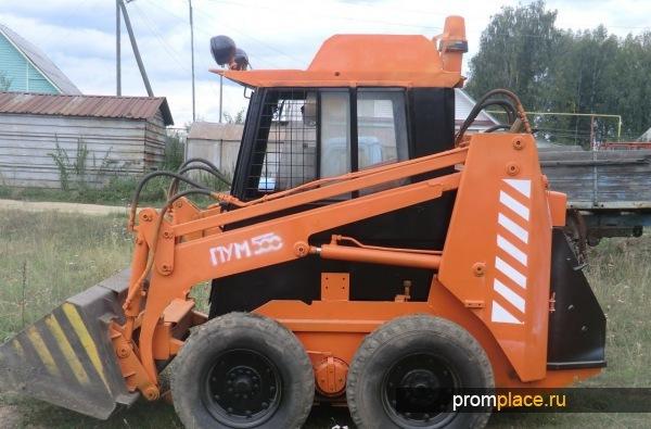 Технические характеристики ПУМ-500