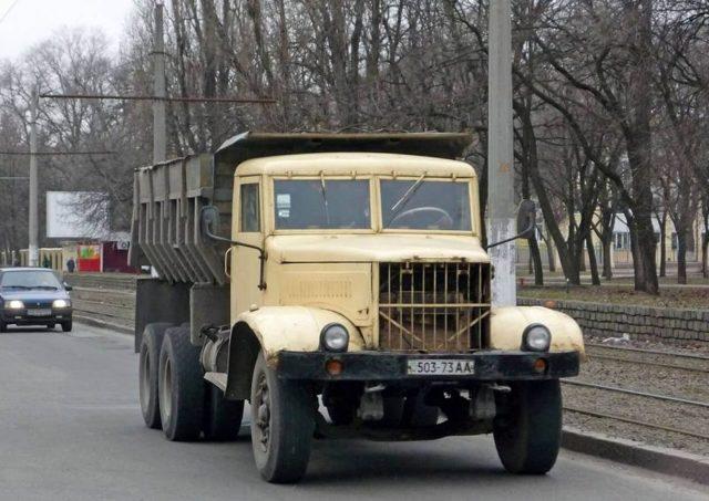 Технические характеристики КрАЗ 257