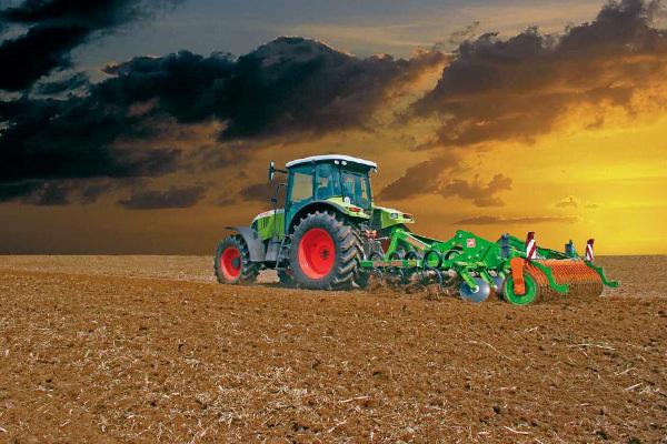 Чизельный культиватор для обработки почвы