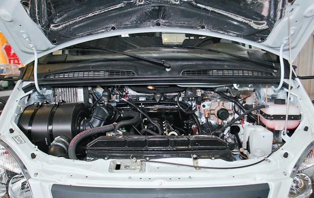 Технические характеристики ГАЗ