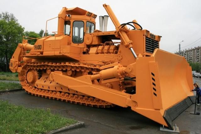 Трактор Т 800