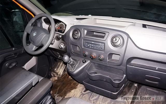 Грузоподъемность Рено Мастер (Renault Master)