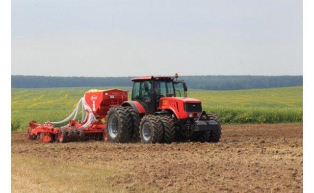 Трактор МТЗ 3022 Беларус