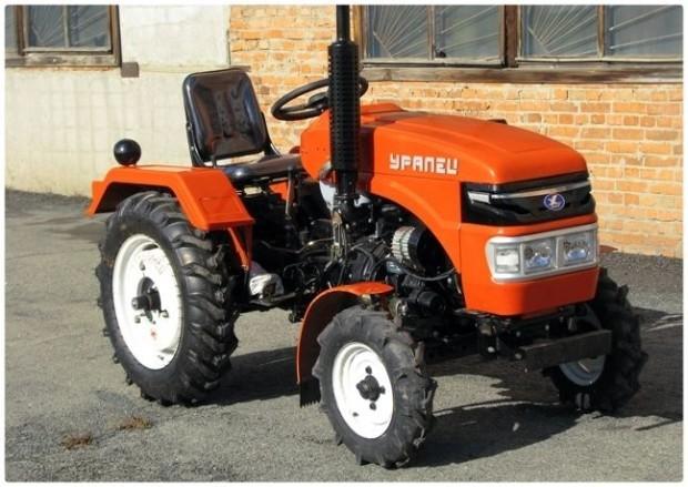 Какой лучше трактор для фермера