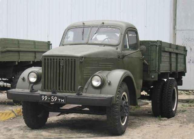 ГАЗ-51: двигатель, технические характеристики