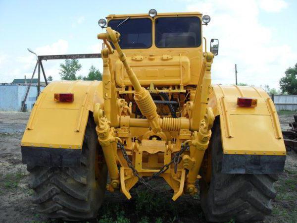 Трактор К 701 Кировец