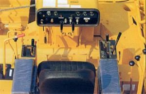 Технические характеристики трубоукладчика Komatsu: