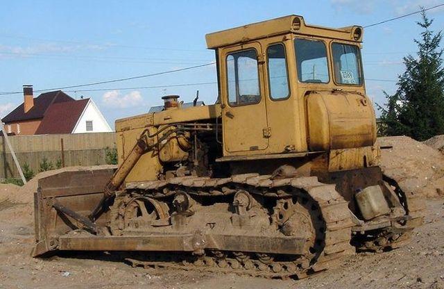 Бульдозер Т 170