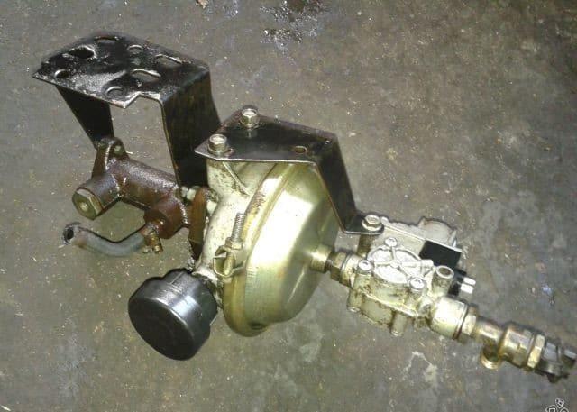 Тормозная система ГАЗ-3309