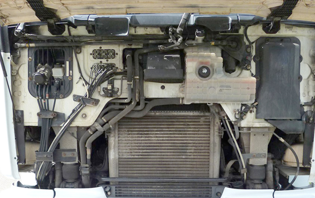 Тягач Рено Премиум: модификации, устройство