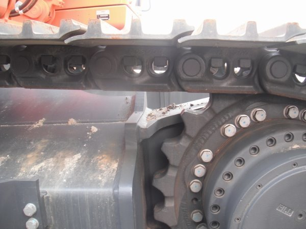 Технические характеристики экскаватора Дусан 300