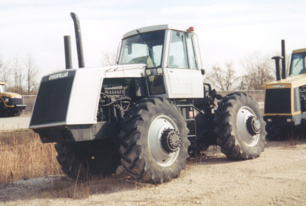 Интересное о гусеничных тракторах