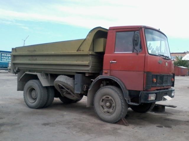 Грузоподъемность МАЗ-5551 и другие характеристики
