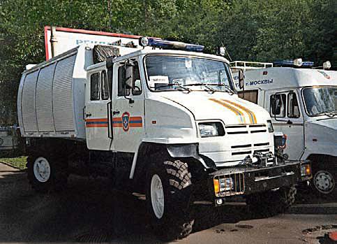 Все о ЗИЛ-4327