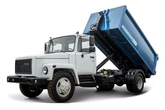 Технические характеристики ГАЗ-3306