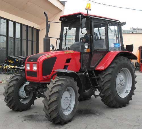 Трактор МТЗ 92п