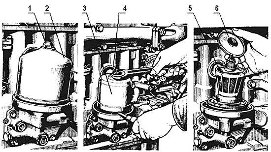Зазоры клапанов Д-245, регулировка двигателя