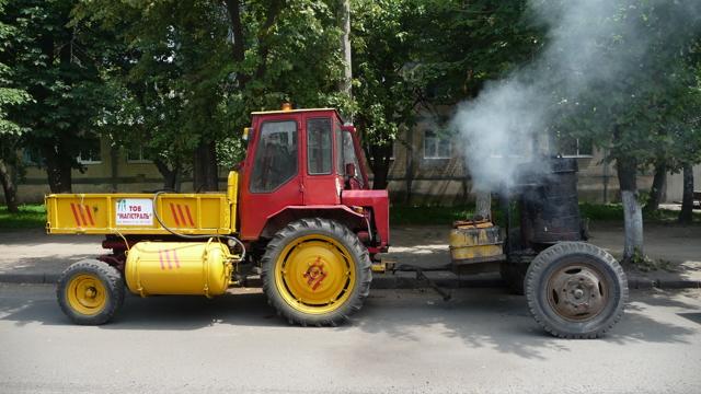 Трактор Т 16