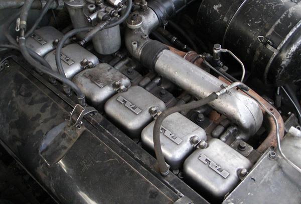 Газ 4301: технические характеристики