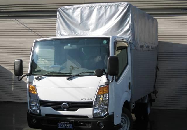 Характеристики грузовика Ниссан Атлас