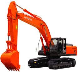 Экскаваторы Hitachi: фото, характеристики