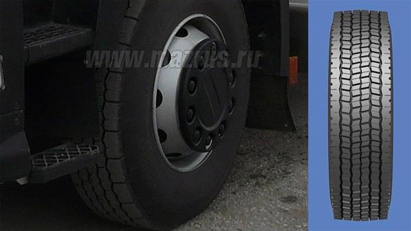 Технические характеристики МАЗ-6430