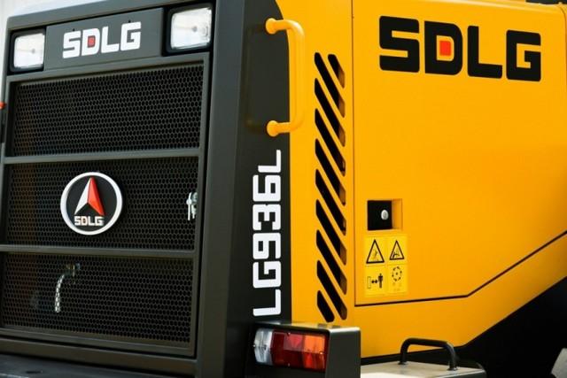 Фронтальный погрузчик SDLG lg936l