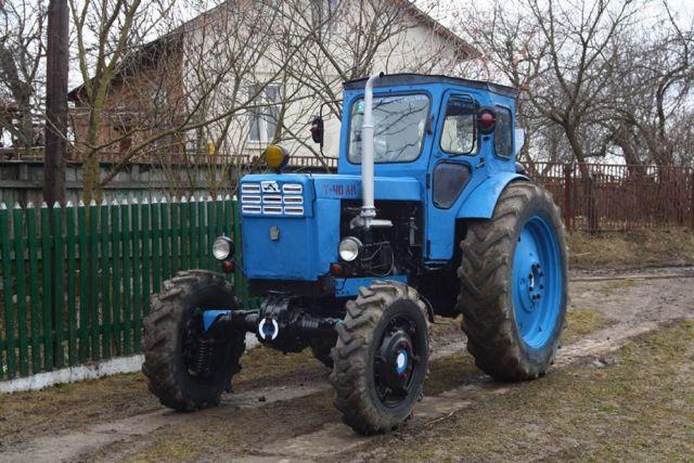 Трактор Т 40