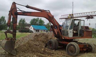 Экскаватор ЭО 3322