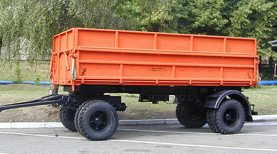 Трактор - это транспортное средство или самоходная машина