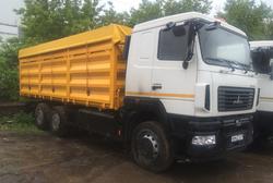 Зерновозы МАЗ-6312: фото, характеристики
