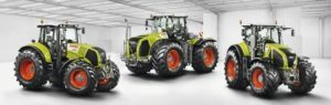 Классификация тракторов по тяговому классу