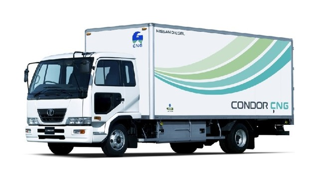 Ниссан Кондор (Nissan Diesel Condor)