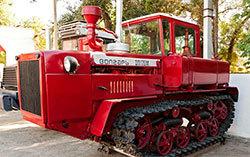 Трактор ДТ 175 Волгарь