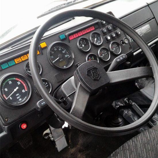 Технические характеристики ГАЗ 3897 Егерь