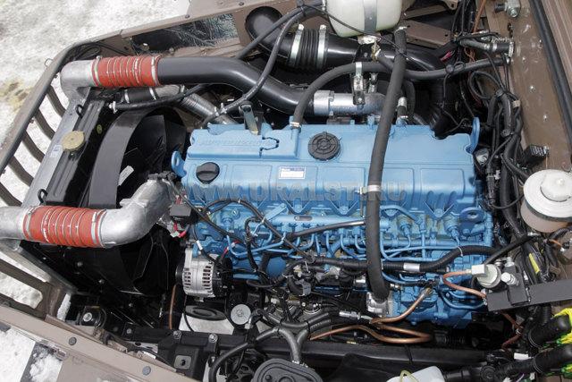 Технические характеристики двигателя ЯМЗ-5344