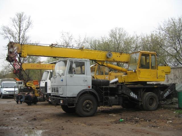 Технические характеристики МАЗ-5337